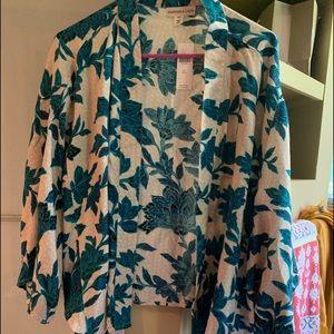 Anthropologie kimono - new